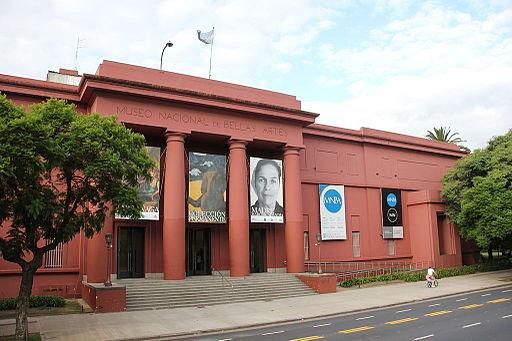 Museo Nacional de Bellas Artes Buenos Aires Hostels