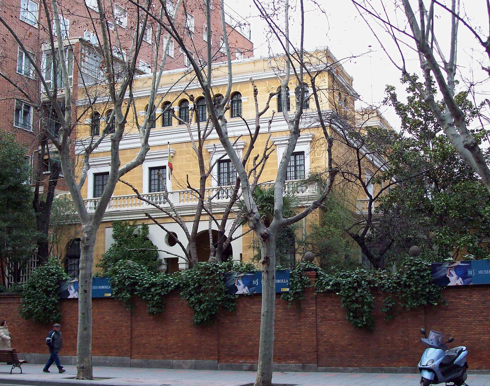 Sorolla museum wikipedia - Casa de sorolla en madrid ...