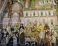 Museo di santa maria novella, cappellone degli spagnoli, affreschi di andrea di bonaiuto 15.JPG