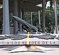 Museum of the Revolution eternal flame.jpg
