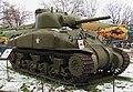 Muzeum Wojska Polskiego 45 Sherman M4A1.jpg