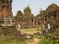 Temple city of Mỹ Sơn