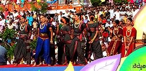 Mysore Dasara - Mysore Dasara Women