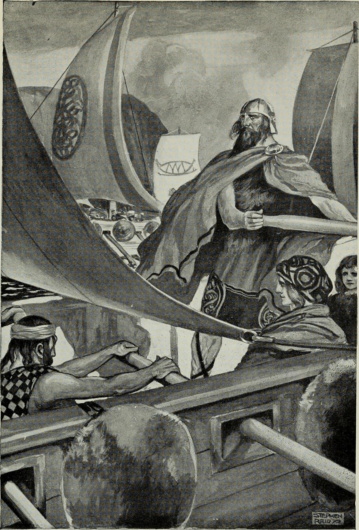 Milesians Irish Wikipedia - Irish legends