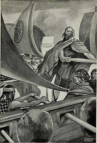 Milesians (Irish) - Image: Myths and legends; the Celtic race (1910) (14760459036)