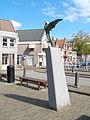 Mytische vogel Ad Arma Groot Nieuwland Alkmaar.JPG