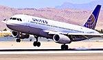 N439UA United Airlines 1997 Airbus A320-232 C-N 683 (5902828246).jpg