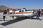 N5684Q 1965 Mooney M20E C-N 698 (11396953755).jpg