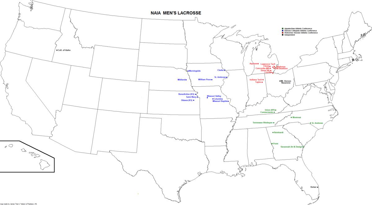 Lourdes University Campus Map.Naia Lacrosse Wikipedia