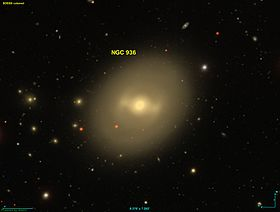 Image illustrative de l'article NGC 936