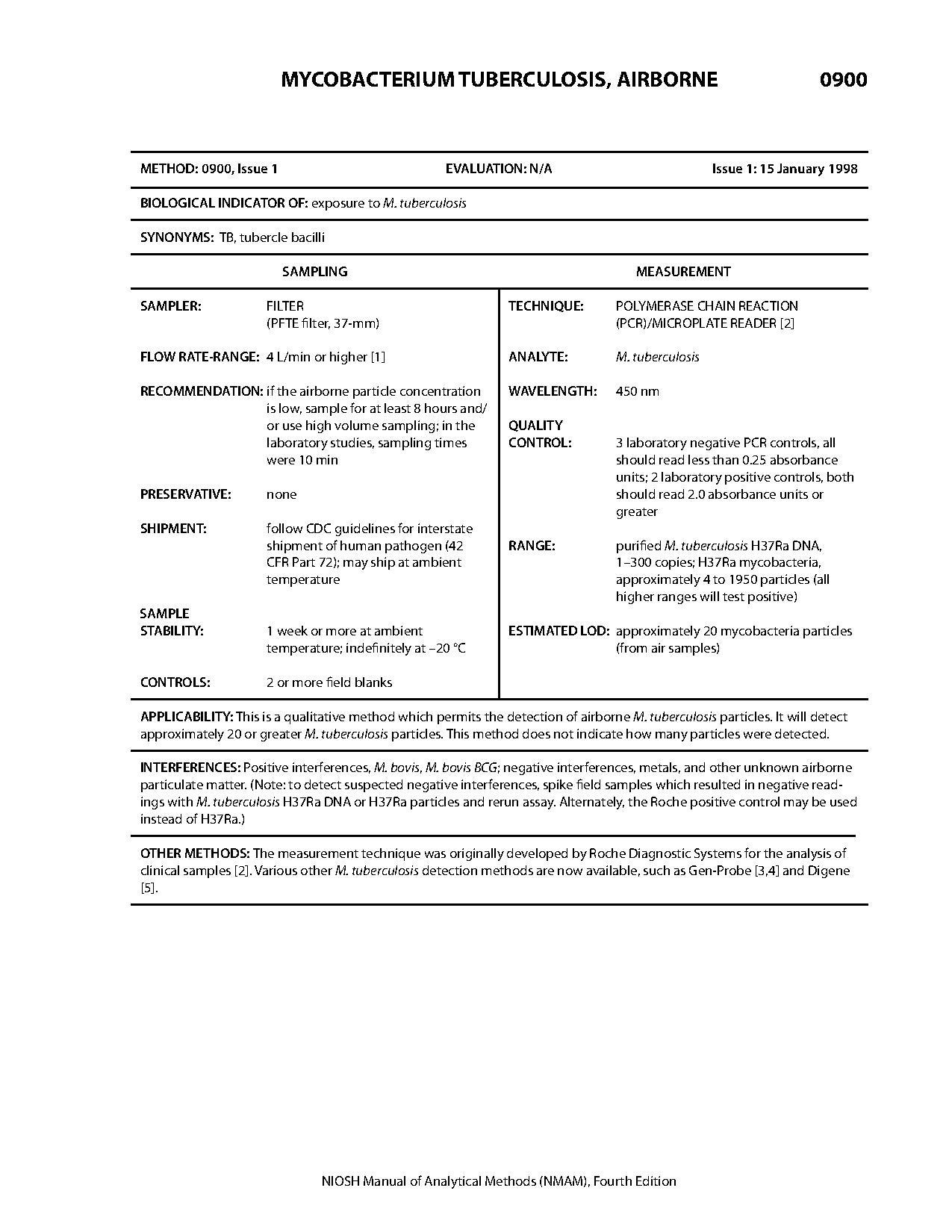 File:NIOSH Manual of Analytical Methods - 0900.pdf - Wikimedia Commons