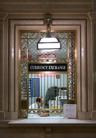 Currency Exchange © Jorge Royan / http://www.royan.com.ar, via Wikimedia Commons