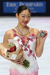 Mirai Nagasu American figure skater