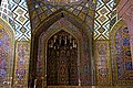 Nasir-ol-Mulk Mosque3, built 1888 - Shiraz - 4-7-2013.jpg
