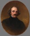 Nathaniel Hawthorne by Emanuel Gottlieb Leutze.png