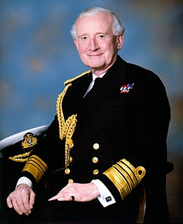 Jock Slater Admiral Royal Navy; Deputy Lieutenant of Hampshire