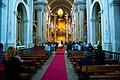 Nave Principal no santuário de Bom Jesus do Monte em Braga, Portugal durante um casamento.jpg