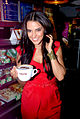 Neha Dhupia at the launch of Costa's 100 store 03.jpg