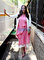 Neha Dhupia snapped during a shoot for Mothers Day.jpg