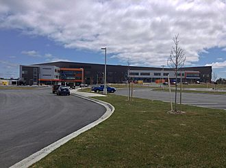 Halifax Regional Centre for Education - Charles P Allen High School in Bedford