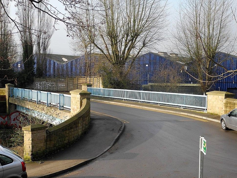 New Wardsend Bridge 2017