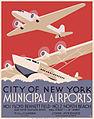 New York City municipal airports, WPA poster, ca. 1937.jpg
