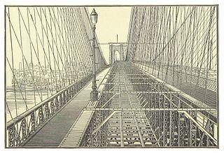 Brooklyn Bridge trolleys