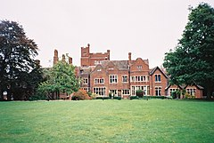 Newbold College, Binfield - geograph.org.uk - 76362.jpg