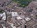 Newcastle City Centre from above, 1978 (26324264624).jpg