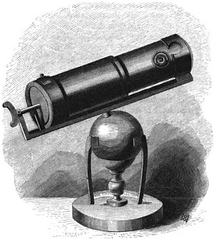 History of science - Newton's reflector, the first reflecting telescope