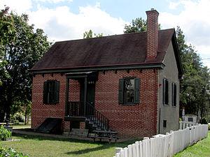 Haddon Township, New Jersey - Newton Union Schoolhouse