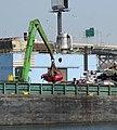 Newtown scrap crane jeh.JPG