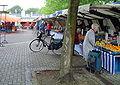 Nijmegen Dukenburg, vrijdagmarkt in Meijhorst.JPG