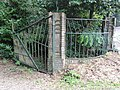 Nijmegen Rijksmonument 522925 Marie Louise hekwerk Eversweg 4.JPG