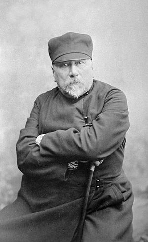 Nikolai Leskov - Leskov c1880s