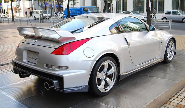 File Nissan Fairlady Z Version Nismo 02 Jpg Wikimedia Commons