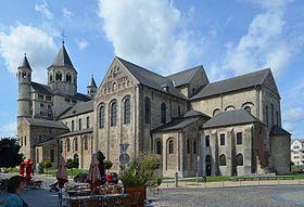 Image illustrative de l'article Collégiale Sainte-Gertrude de Nivelles