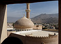 Nizwa-Friday mosque from fort.jpg