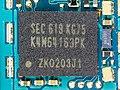 Nokia 6233 - Samsung K4M64163PK-8517.jpg