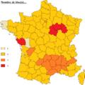Nombre de bise(s) en France.png