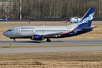 Nordavia, VP-BKV, Boeing 737-505 (31159934442) (2).jpg