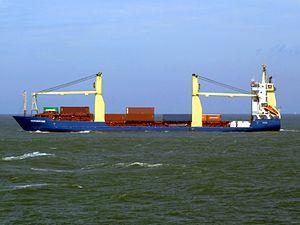 Nordertor leaving Port of Rotterdam 14-Jul-2007.jpg