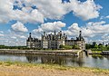 North-west facade of the Castle of Chambord 06.jpg
