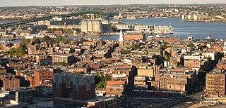 North End, Boston Neighborhood of Boston in Suffolk, Massachusetts, United States