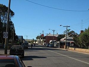 Northampton, Western Australia - Hampton Street