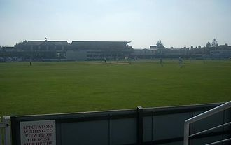 Northampton Town F.C. - Northampton Town played at the County Ground from 1897 to 1994