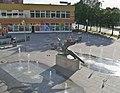 Nowa fontanna pod skrzydłami.jpg