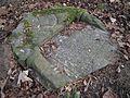 Nowy cmentarz żydowski w Piaskach-macewa.jpg