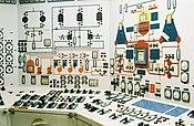 Nuclear Ship Savannah - Reactor Control Room - Center and Left Panels.jpg