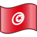 Nuvola Tunisian flag.svg